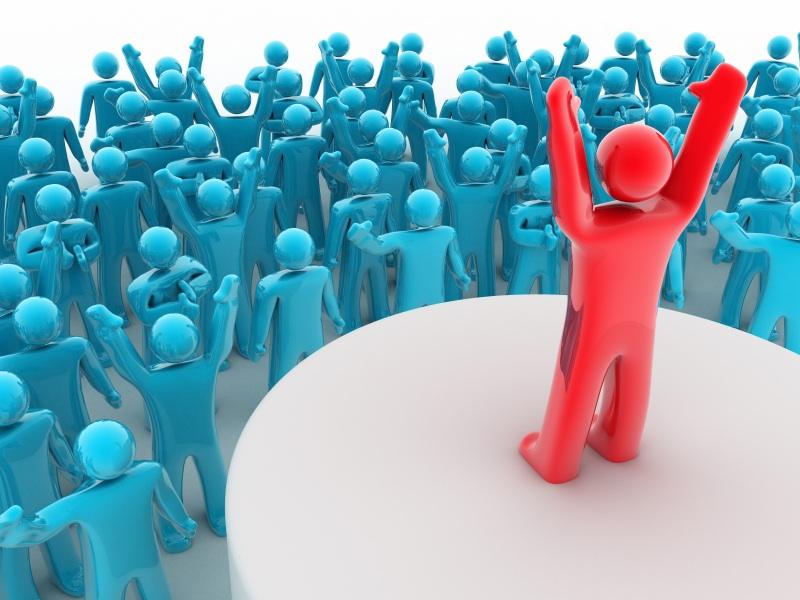 сравнению картинки человечков лидеров группы